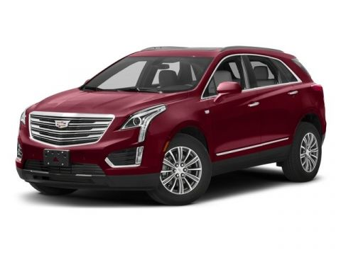 Pre-Owned 2017 Cadillac XT5 Luxury FWD FWD Sport Utility