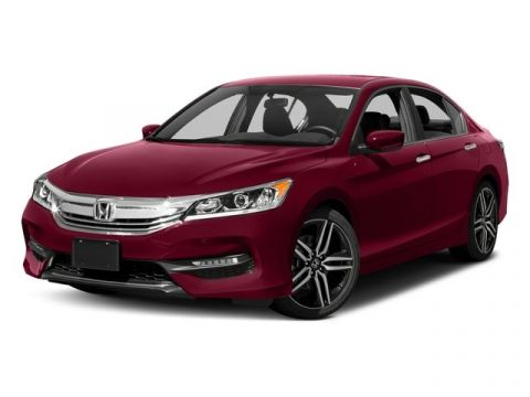 Pre-Owned 2017 Honda Accord Sedan Sport SE FWD 4dr Car