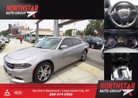 Pre-Owned 2015 Dodge Charger SE AWD 4dr Car