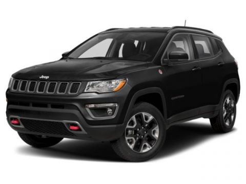 Pre-Owned 2020 Jeep Compass Trailhawk 4WD Sport Utility