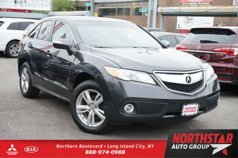 Pre-Owned 2013 Acura RDX Tech Pkg AWD Sport Utility