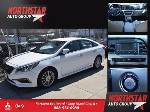 Pre-Owned 2015 Hyundai Sonata 2.4L Limited FWD 4dr Car