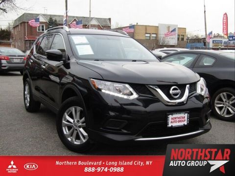 Pre-Owned 2016 Nissan Rogue SV AWD Sport Utility