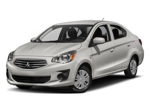 Pre-Owned 2017 Mitsubishi Mirage G4 SE FWD 4dr Car