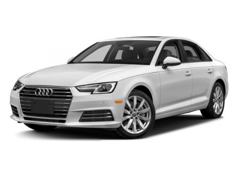Pre-Owned 2017 Audi A4 Premium AWD 4dr Car