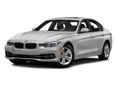 Pre-Owned 2016 BMW 3 Series AWD 4dr Car